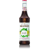 MONIN Irish szirup 0,7l és 0,25l