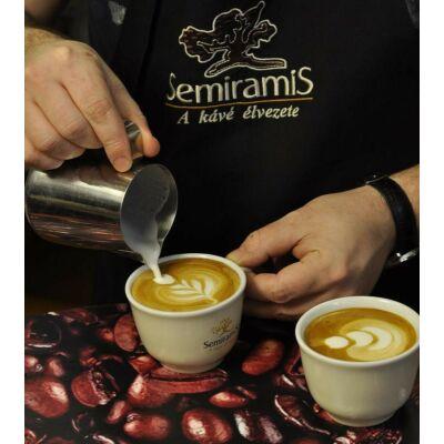 Latte-art képzés