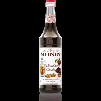 MONIN Csokis süti szirup 0,7l és 0,25 l