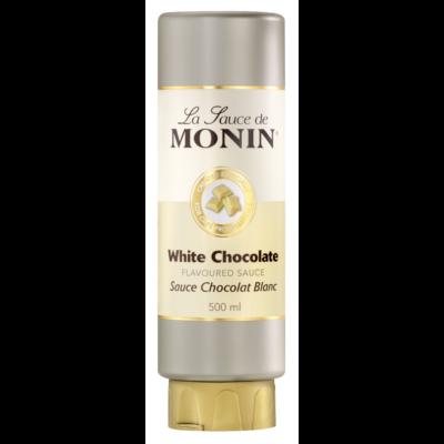MONIN Fehér csokoládé szósz