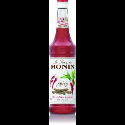 MONIN Spicy/Fűszeres szirup 0,7l